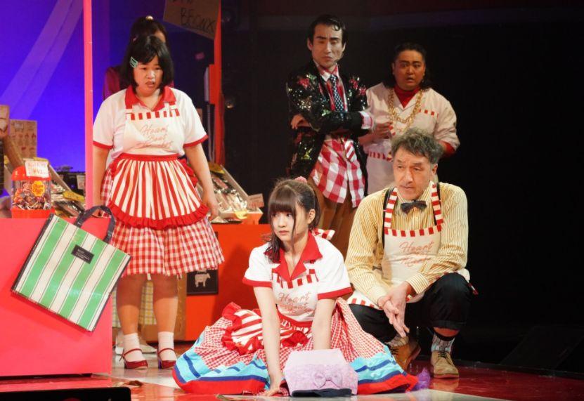 中村麗乃 16公演中15公演が中止となった幻のミュージカル『SUPERHEROISM』の再演へ新たな挑戦!